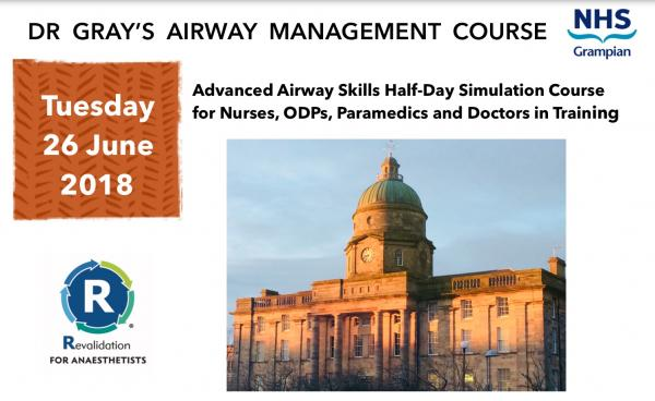 Dr Gray's Airway Management Course