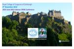 2019 Joint APA Linkman SPAN Conference, 4th November 2019 at Edinburgh